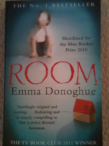 Room by Emma Donoghue, Room, Book review