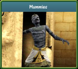 PT gids mummies