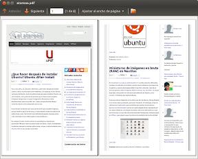 Convertir una página web a PDF en Ubuntu desde Nautilus