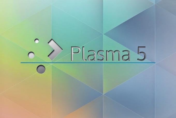 Debuta Plasma 5