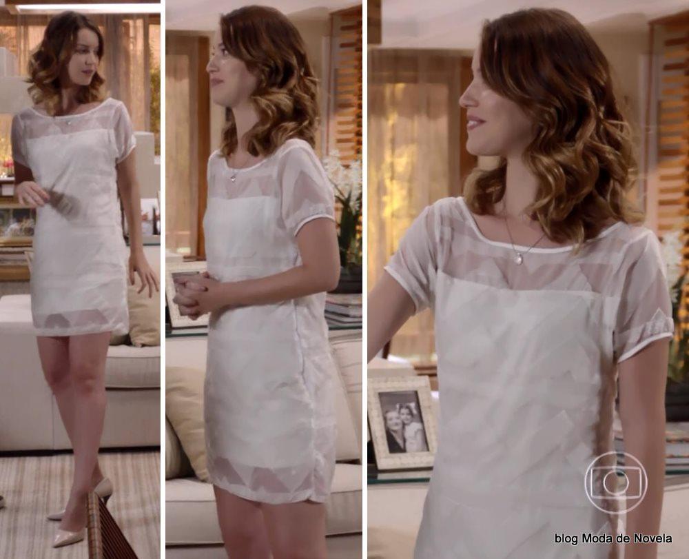 moda da novela Alto Astral, look da Laura dia 23 de dezembro de 2014
