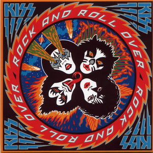 Kiss – Rock and Roll Over (1976) 320 Kbps