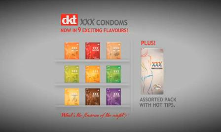 Not Just Another Condom Commercial | DKT XXX Condoms