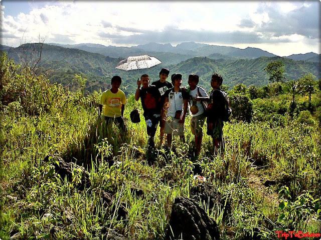 mountains of compostela cebu