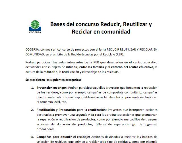Concurso Cogersa 2014