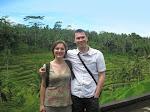 Ubud: rizières de Tegallalang