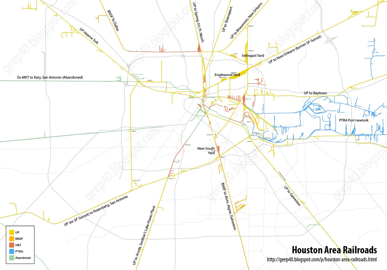 Map Of Houston Counties, Feel Free To Use It If It Comes In Handy It Is Not Labeled So It Assumes A Familiarity With The City Layout And Scale Major Roads Are In Gray, Map Of Houston Counties