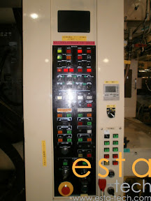 Meiki M-850BL S-DM (1994) Plastic Injection Molding Machine