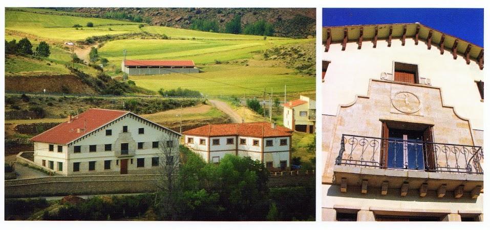 Casa de la Comunidad de Albarracín Sede de CECAL