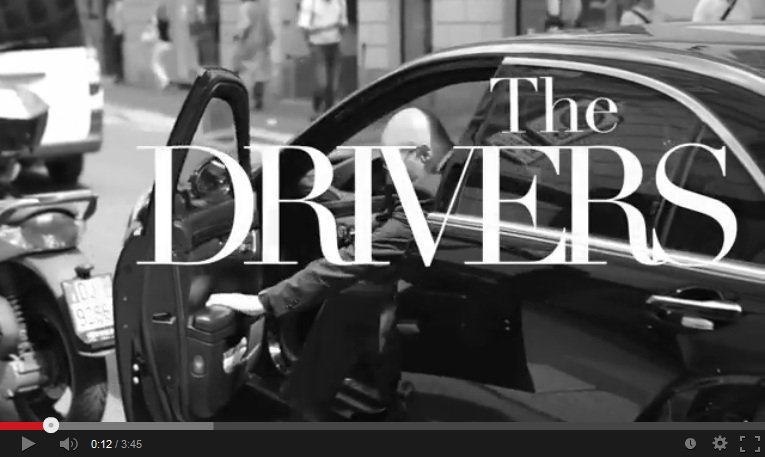 """The Drivers"" by The Sartorialist"