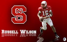 Carolina College Russell Wilson Wallpaper