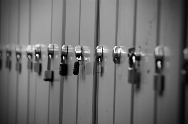 Padlocks by George Hodan