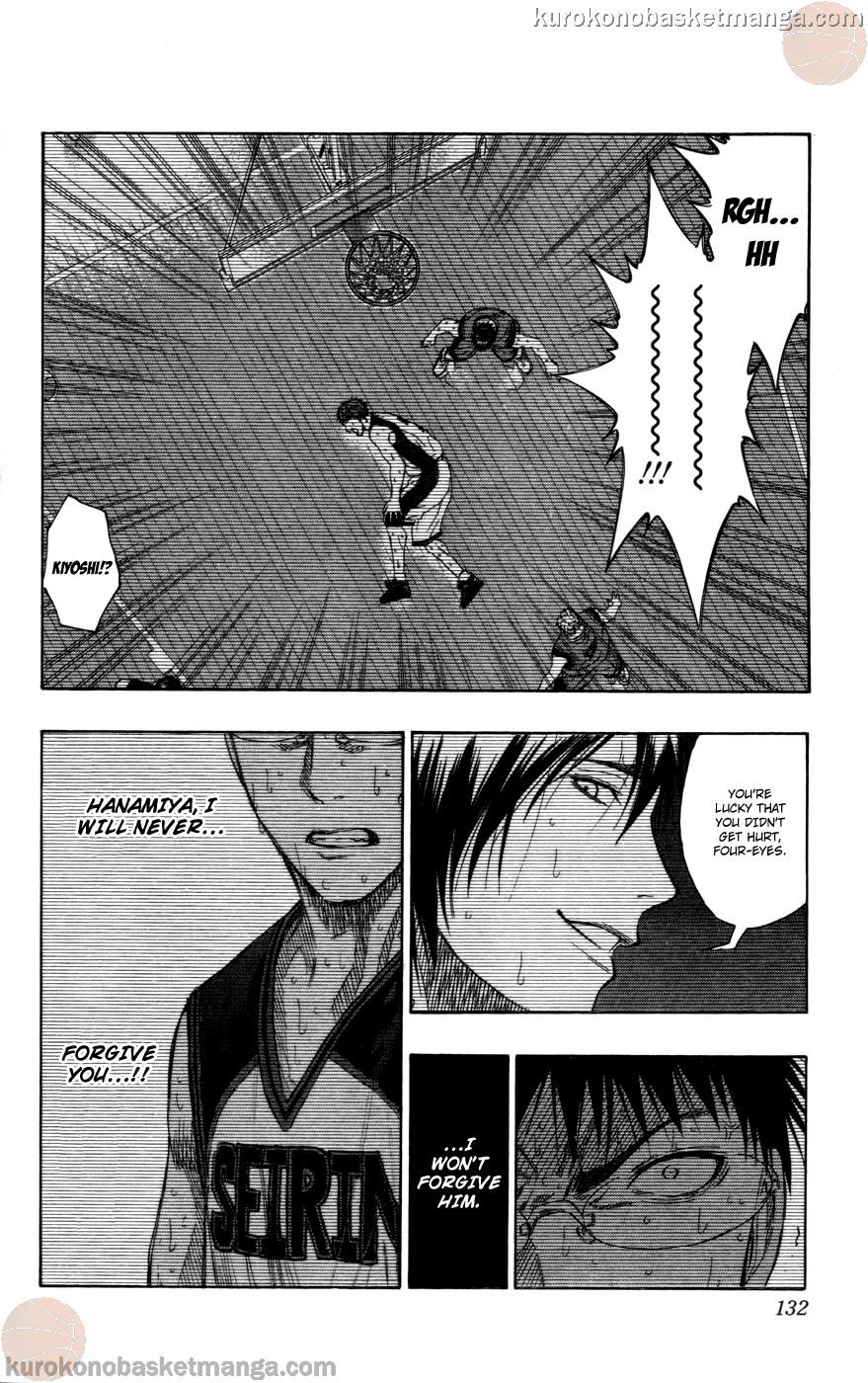 Kuroko no Basket Manga Chapter 106 - Image 02