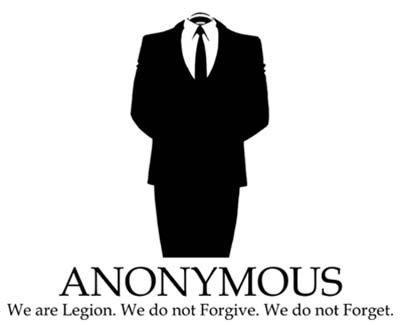 'Anonymous' hackers take down Vatican website
