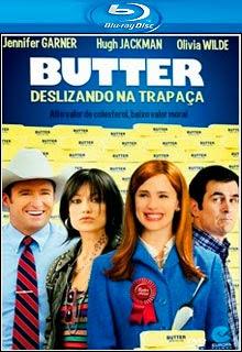 Butter Deslizando na Trapaça BluRay 720p e 1080p Dual Áudio Capa