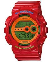 Casio G-Shock : GD-100 HC-4