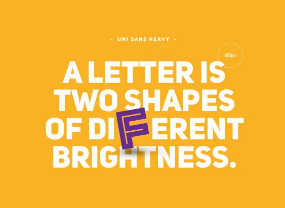Uni Sans Free Fonts