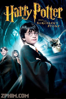 Harry Potter Và Hòn Đá Phù Thủy - Harry Potter and the Sorcerer's Stone (2001) Poster
