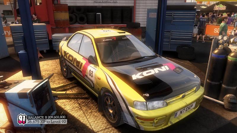 รายการรถกลุ่ม Rally ใน DiRT2 555-02