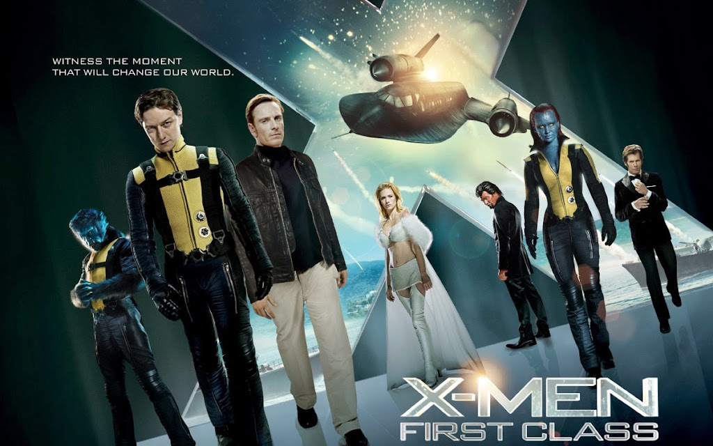 X-Men: First /class movie poster