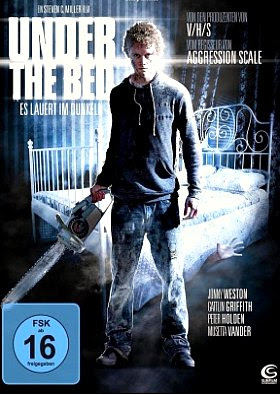 Filme Poster Under the Bed DVDRip XviD & RMVB Legendado