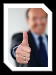 Zufriedene Kunden: Mit Info-Videos informieren Sie kurz + bündig und erwecken Interesse