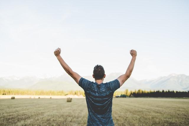 達成目標將讓你更加自信、肯定自己