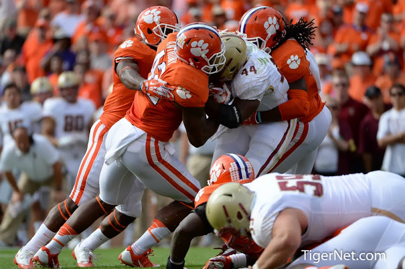 Boston College vs Clemson Photos - 2013, Boston College, Football, Stephone Anthony