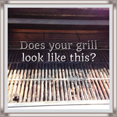 the nifty thrifty family does your grill grates look like this. Black Bedroom Furniture Sets. Home Design Ideas