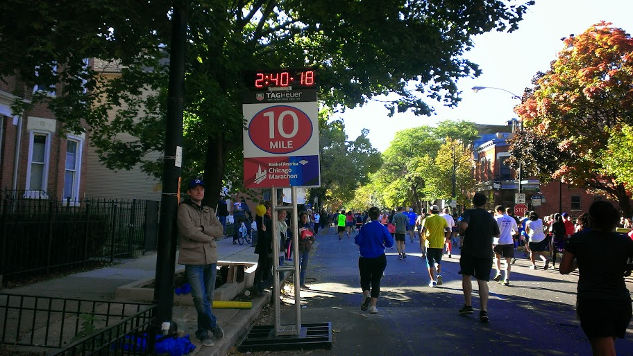 IMAG6938 My Chicago Marathon Recap   #TeamDannyDid