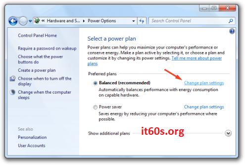change power plan settings 2