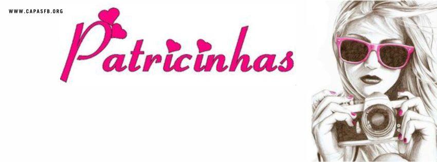 Capas para Facebook Patricinhas
