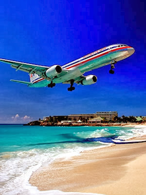 Princess Juliana Airport, St Maarten