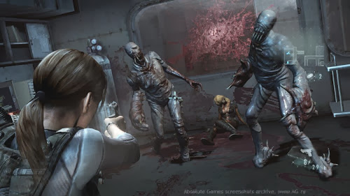 Resident Evil Revelations (2013) Full PC Game Single Resumable Download Links ISO File For Free
