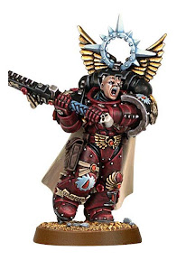 Flesh Tearers Space Marine