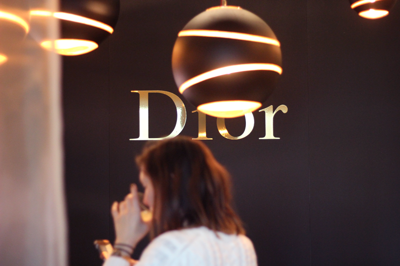 Dior brunch @ The Hotel – the Golden Shock collection