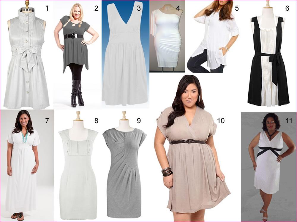Figuresque plus size dresses