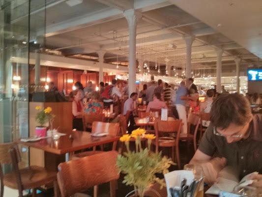 Bavarian Bier Café, York Street Sydney