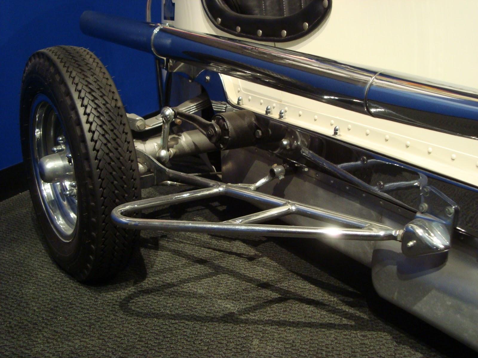 Monogram hot shot midget racer-5208