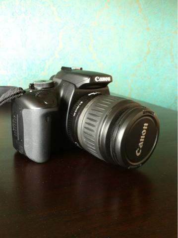 Mein neues Baby heißt Canon