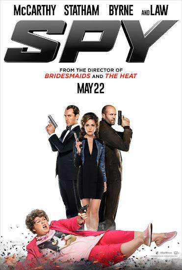 Spy 2015 สปาย HD [พากย์ไทย]