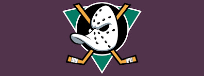 Portada para facebook de Equipo de hockey Mighty Ducks