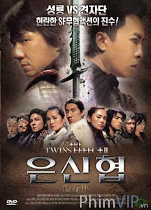 Hoa Đô Đại Chiến - Twins Effect 2 poster