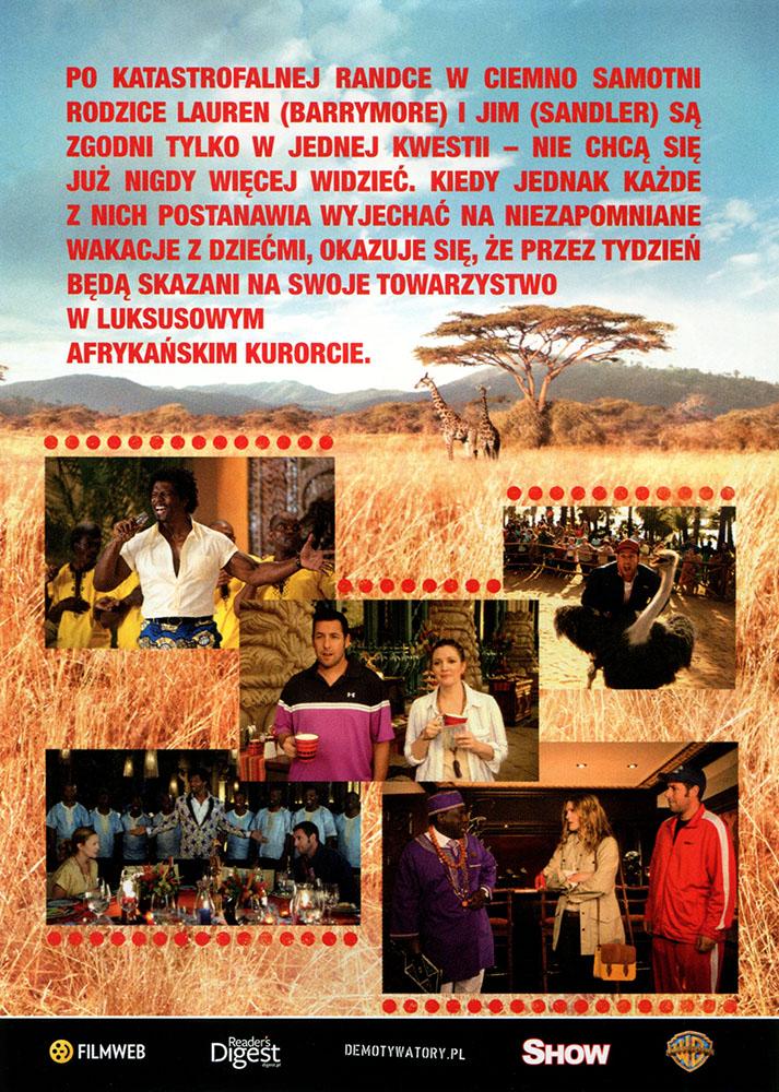 Ulotka filmu 'Rodzinne Rewolucje (tył)'