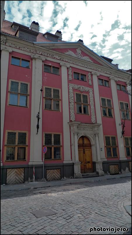 Merchant Reitern house