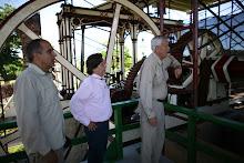 Visita de los consejales del Fideicomiso a La Hacienda La Esperanza.