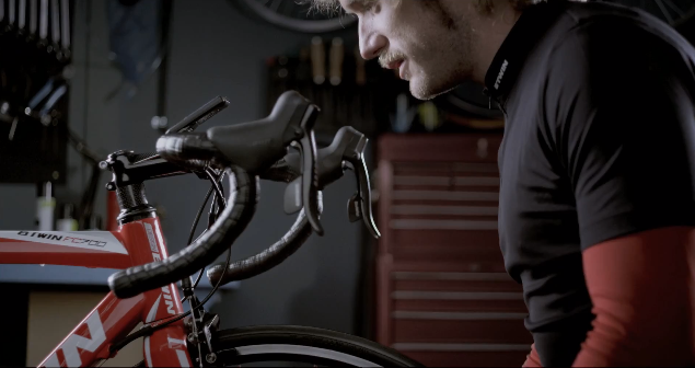 &Rosàs Captures The Orgasmic Experience Between One Man & His Bike For New Decathlon Ad