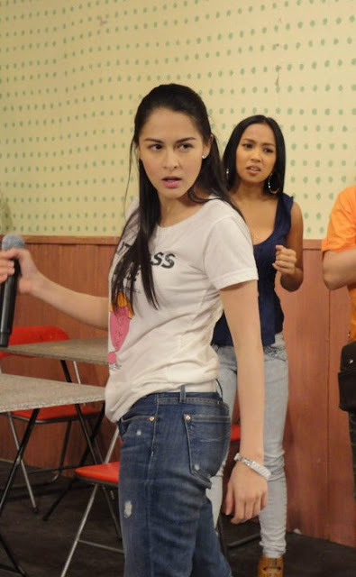 Marian Rivera Sings Her Heart Out in 'Show Me the Money'