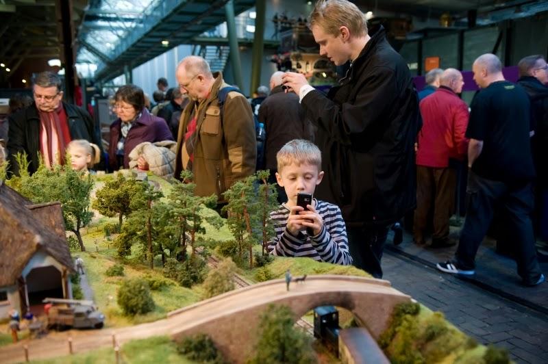 modelspoorbanen spoorwegmuseum