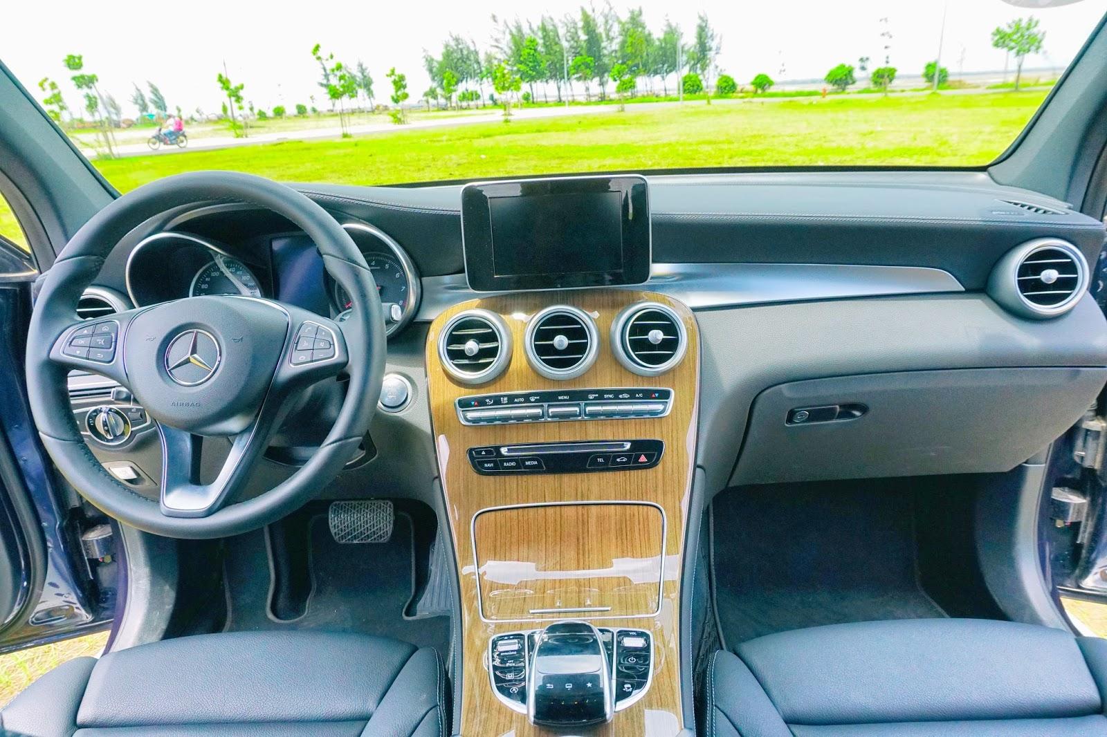 Mercedes Benz GLC 2016